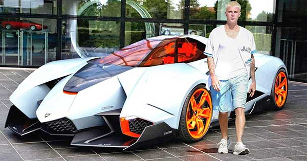 Devel 16 2018 >> Justin Bieber Has An Amazing Car Collection! - TIRE BURN