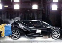 Koenigsegg Regera Crash Test Endurance Testing Abuse 1