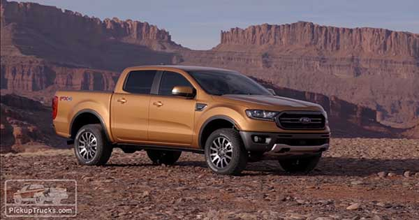 Long Expected 2019 Ford Ranger Back 2