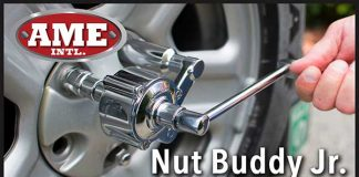 Loosen Wheel Nuts Nut Buddy Jr 1