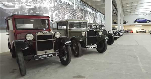 Massive Historical BMW Car Collection 2