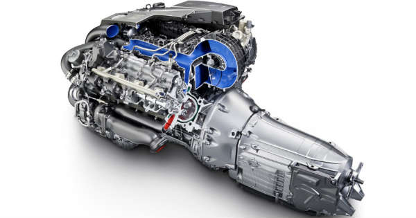Mercedes Latest Creation - The Worlds Most Efficient Engine 1