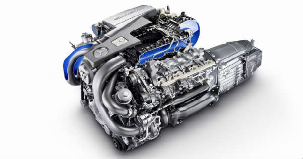 Mercedes Latest Creation - The Worlds Most Efficient Engine 2