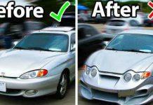 Most Hideous Car Facelifts 1