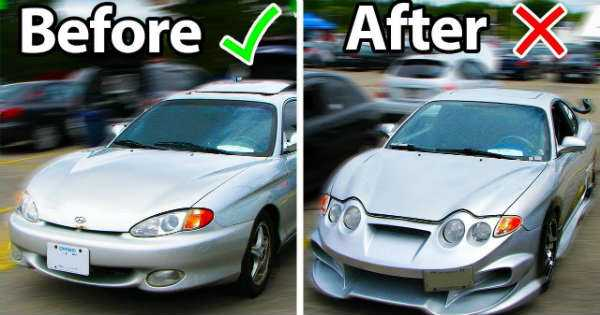 Most Hideous Car Facelifts 1
