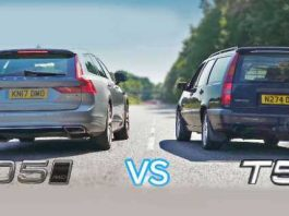 Old Petrol vs Brand New Diesel Engine VOLVO Put To The Test 1