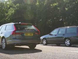 Old Petrol vs Brand New Diesel Engine VOLVO Put To The Test 2
