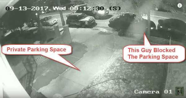 Parking Justice Blocked Driveway 2