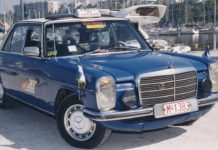 Record-Breaking Mercedes-Benz 200 D With 46 Million Kilometers 1