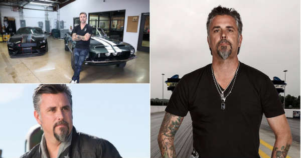 Richard Rawlings Has An Utterly Unique Lifestyle 2