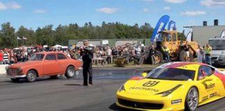 Sleepers vs Supercars Drag Race Battle 11
