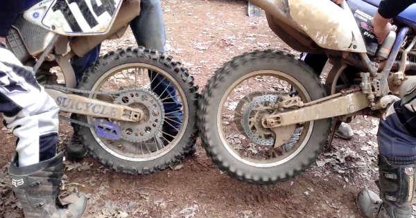 Smart Way To Bump Start Your Motocross Bike 1