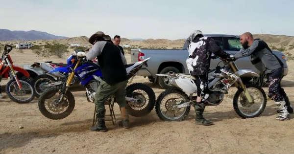 Smart Way To Bump Start Your Motocross Bike 2