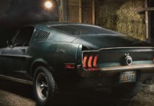 Steve McQueens Legendary Bullitt Ford Mustang - Found At Last 111