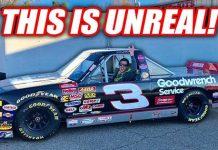 Street Legal NASCAR Truck 1