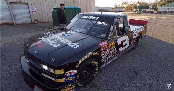 Street Legal NASCAR Truck 2