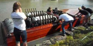 Swedish Built Boat 1