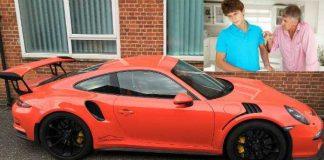 Teenager Cars Porsche Joke 1