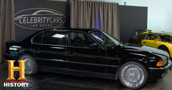 The BMW That Tupac Shakur Was Murdered Is Up For Sale For Amazing Price 11