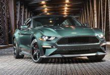 The Brand New 2019 Ford Mustang Bullitt 1