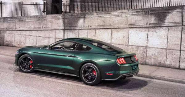 The Brand New 2019 Ford Mustang Bullitt 2