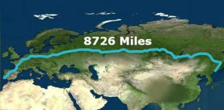 The Longest Drivable Distance On Earth 1