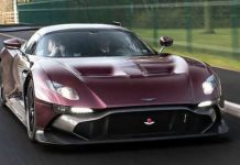 The Only Street Legal Aston Martin Vulcan Hits The Road 1