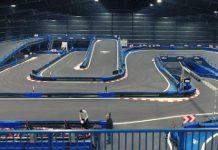 The Worlds Largest Indoor Go Kart Track 11