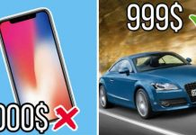 These Cars Are Cheaper Than The Brand New iPhone X 1