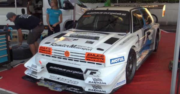This 600HP Golf MK2 TFSI-R Can Outperform Any Car On Hill Climb 1