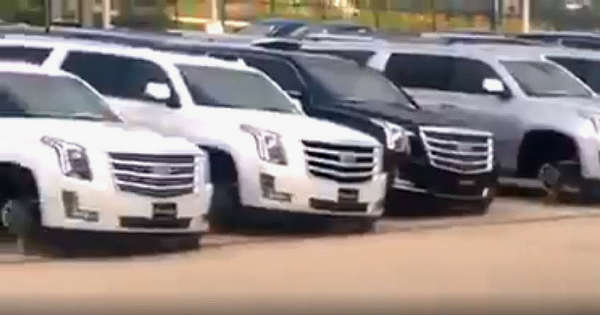 This Car Thief Made Some Easy Money Of This Cadillac Dealer 2