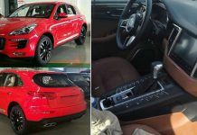 This Chinese Copy Of Porsche Macan Costs Just 15000 1