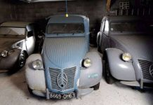 This Citroen 2CV Tip A Was Sold For 87000 1