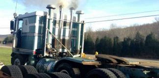 This Detroit Diesel 12v71 Sounds Like A Monster On A Cold Start 1