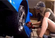 This Is How You Paint Brake Calipers On A Firebird Trans Am 1