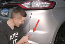 This Is The Perfect Way To Hide A Bumper Scuff 1
