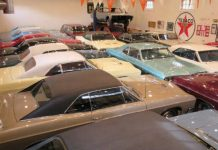 This Man Collects Only The 1966 Buick Skylark GS 1