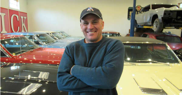 This Man Collects Only The 1966 Buick Skylark GS 2