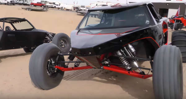 This is the Fastest Sandcar at the Glamis Sand Dunes 2