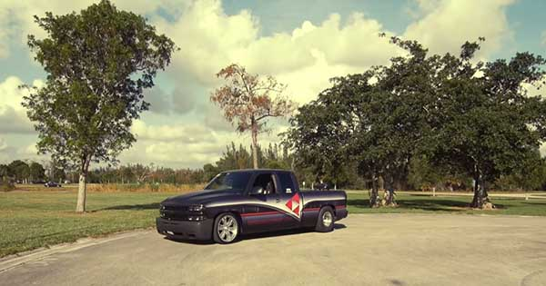 Turbo Silverado Chevrolet 2