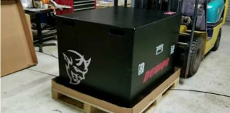 Unboxing Of The Amazing Demon Crate 1
