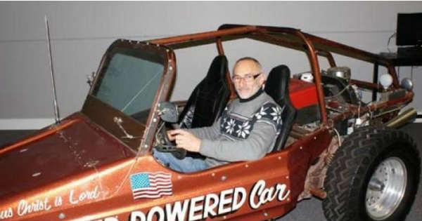 Water-Powered Car Inventor Dies in a Restaurant 1
