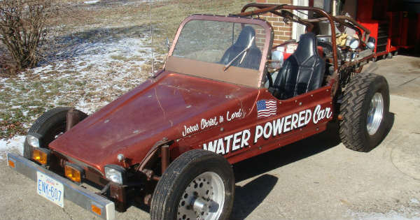 Water-Powered Car Inventor Dies in a Restaurant 2