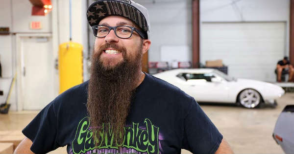 Where is Jonathan Mansour Gas Monkey Garages Former Parts Manager 1