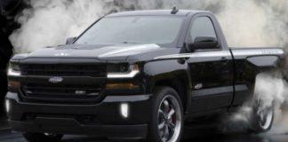 Brand New 2018 Chevy Silverado Yenko SC 11