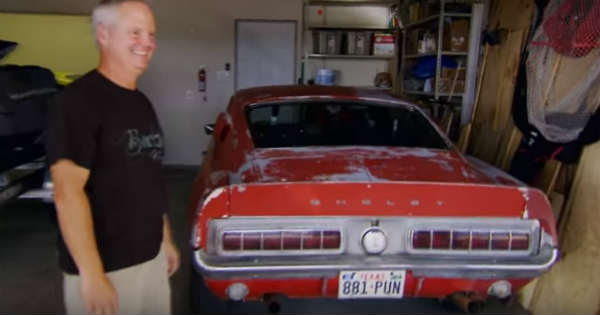Gas Monkey Garage - Buying An Old Rusty GT 350 Shelby Mustang 1