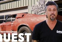 Gas Monkey Garage - Buying An Old Rusty GT 350 Shelby Mustang 2
