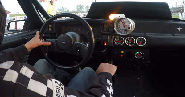 Mustang GT NA 347 Toploader Screams At 8000 RPM 1