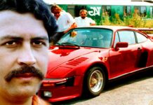 The Very Special Car Collection That Pablo Escobar Had In 1993 1