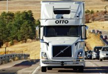 awesome self driving trucks